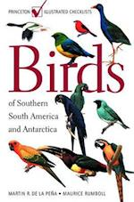 Birds of Southern South America and Antarctica (Princeton Illustrated Checklists)