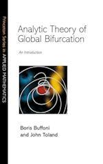 Analytic Theory of Global Bifurcation (Princeton Series in Applied Mathematics Hardcover)