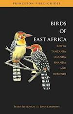 Birds of East Africa (Princeton Field Guides)
