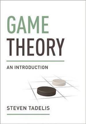 Bog, hardback Game Theory af Steven Tadelis