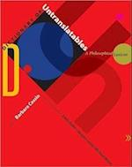 Dictionary of Untranslatables (TRANSLATION/TRANSNATION)