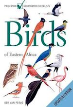 Birds of Eastern Africa (Princeton Illustrated Checklists)