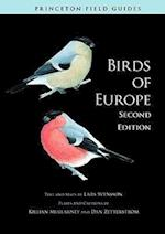 Birds of Europe (Princeton Field Guides)