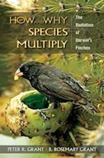 How and Why Species Multiply (Princeton Series in Evolutionary Biology)