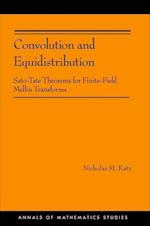 Convolution and Equidistribution (Annals of Mathematics Studies, nr. 180)