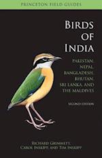 Birds of India af Carol Inskipp, Richard Allen, Richard Grimmett
