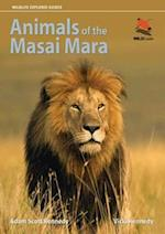 Animals of the Masai Mara (Wildlife Explorer Guides)