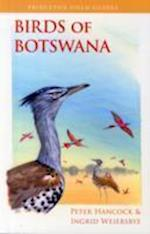 Birds of Botswana (Princeton Field Guides)