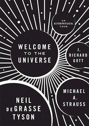 Bog hardback Welcome to the Universe af Neil Degrasse Tyson