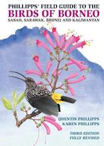 Phillipps' Field Guide to the Birds of Borneo (Princeton Field Guides)