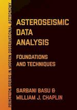 Asteroseismic Data Analysis (Princeton Series in Modern Observational Astronomy)
