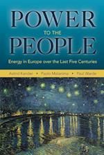 Power to the People af Astrid Kander