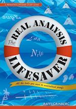 The Real Analysis Lifesaver (Princeton Lifesaver Study Guides)