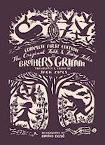 The Original Folk and Fairy Tales of the Brothers Grimm af Jacob Grimm