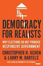 Democracy for Realists (Princeton Studies in Political Behavior)
