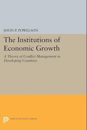 The Institutions of Economic Growth