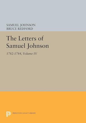 The Letters of Samuel Johnson, Volume IV