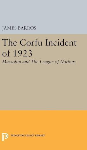The Corfu Incident of 1923