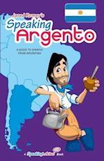 Speaking Argento