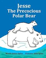 Jesse the Precocious Polar Bear af Janice Spina