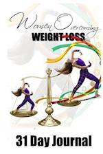 Women Overcoming Weight Loss Journal