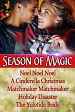 Season of Magic af Cara Marsi, Merry Holly, Bobbi Lerman