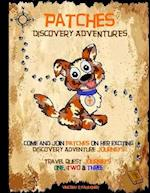 Patches Discovery Adventures Journeys
