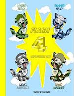 Flash 4 - Secret Mystery Military Missions
