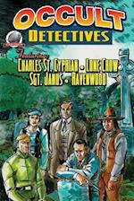 Occult Detectives Volume 1 af Joel Jenkins, Josh Reynolds, Jim Beard