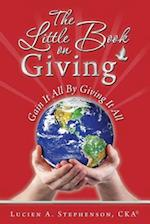 The Little Book on Giving