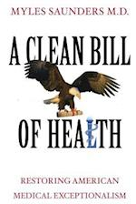 A Clean Bill of Health