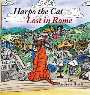 Harpo the Cat