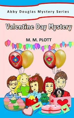 Bog, paperback Valentine Day Mystery af M. M. Plott