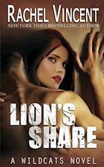 Lion's Share af Rachel Vincent