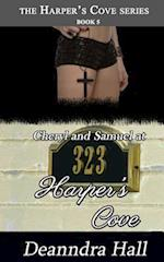 Cheryl and Samuel at 323 Harper's Cove