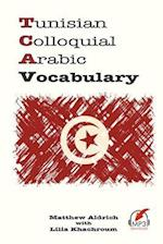 Tunisian Colloquial Arabic Vocabulary