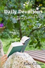 Daily Devotions from a Pastor's Wife