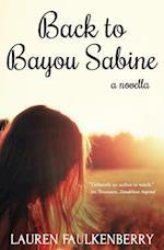 Back to Bayou Sabine af Lauren Faulkenberry