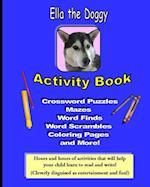 Ella the Doggy Activity Book