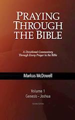 Praying Through the Bible af Markus Mcdowell