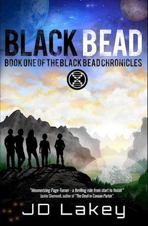 Bog, hæftet Black Bead: Book One of the Black Bead Chronicles af J D Lakey