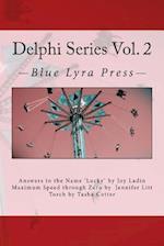 Delphi Series Vol. 2 af Joy Ladin, Tasha Cotter, Jennifer Litt