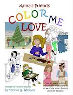 Color Me Love af Mrs Yvonne G. Williams
