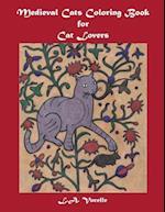 Medieval Cats Coloring Book for Cat Lovers af L. a. Vocelle