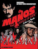 Manos the Hands of Fate af Jordan R. Colton