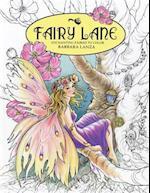 Fairy Lane af Barbara Lanza
