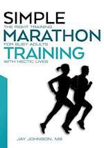 Simple Marathon Training