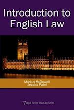 Introduction to English Law af Jessica Patel, Markus Mcdowell, Legal Yankee