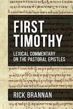 Lexical Commentary on the Pastoral Epistles af Rick Brannan