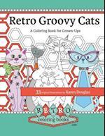 Retro Groovy Cats
